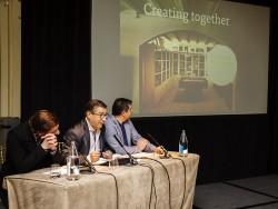 Els germans Roca presenten «Ultimate» a Londres