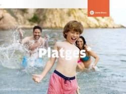 Seixanta-set platges i cales de la Costa Brava es presenten en un catàleg promocional