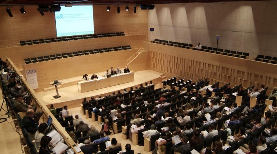 Palacio Congresos de Girona.