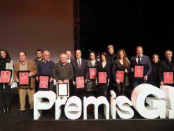 Los Premios G!, la fiesta del turismo gerundense, celebran su decimotercera edición