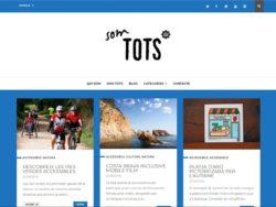 Neix el primer blog de turisme inclusiu de la Costa Brava i el Pirineu de Girona, Som Tots