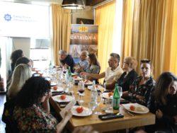 Quaranta operadors turístics i mitjans de comunicació israelians s'interessen per l'oferta turística cultural i d'activitats a la natura de la Costa Brava i el Pirineu de Girona