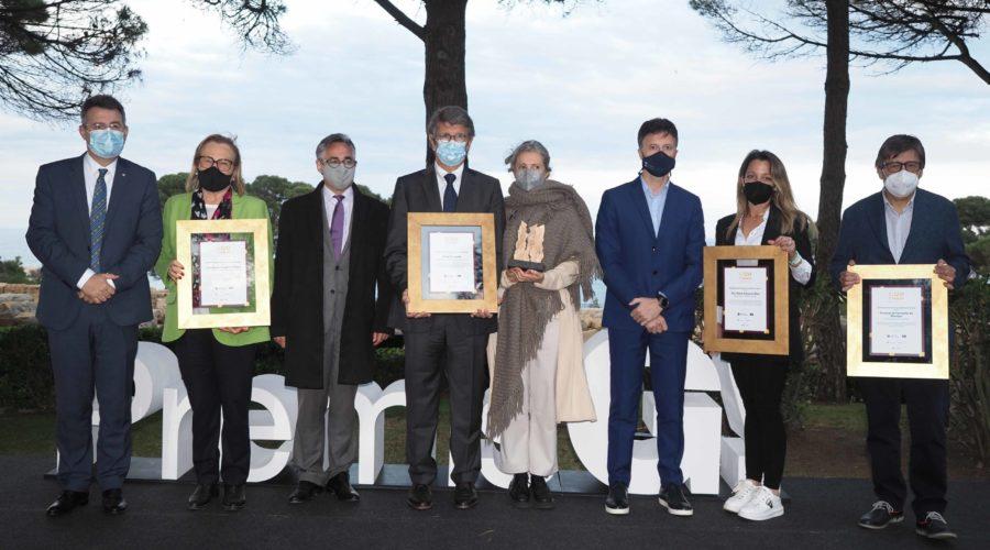 Lliurament Premis G! 2020 a Empúries. Pere Duran / Nord Media