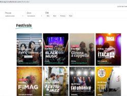 Els festivals de la Costa Brava i el Pirineu de Girona es reactiven i reforcen la seva promoció sota la marca CBG! Festivals