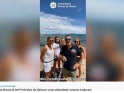 S'activa una campanya extraordinària d'ambaixadors a la Costa Brava i el Pirineu de Girona dirigida als principals mercats emissors